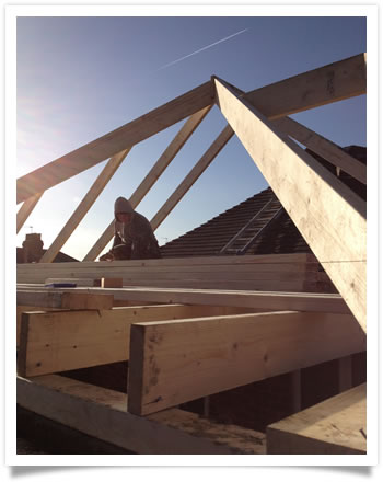 Loft conversion in West Bridgford